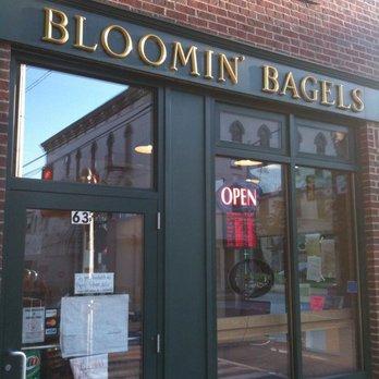 Bloomin Bagels