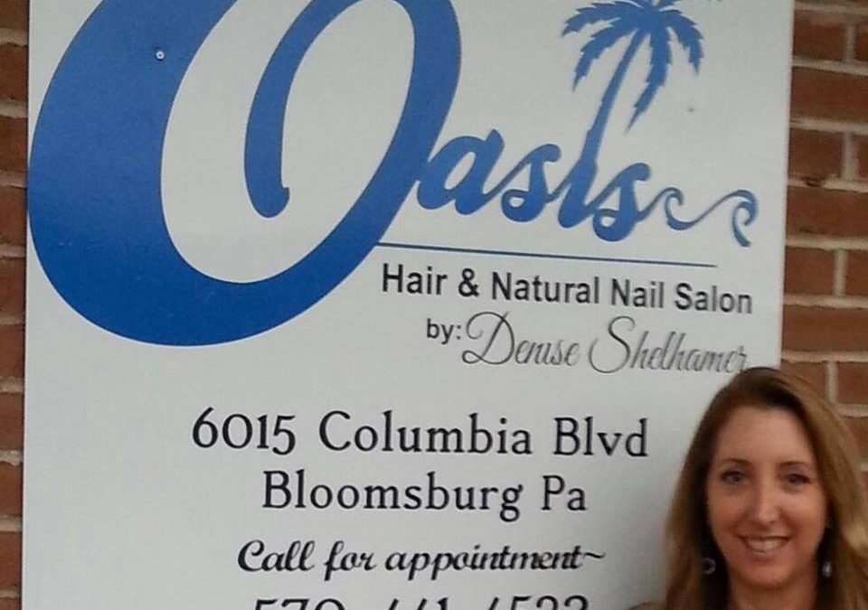 Oasis Hair & Natural Nail Salon