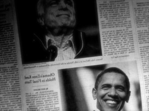 The New York Times front page article. November 3rd, 2008.