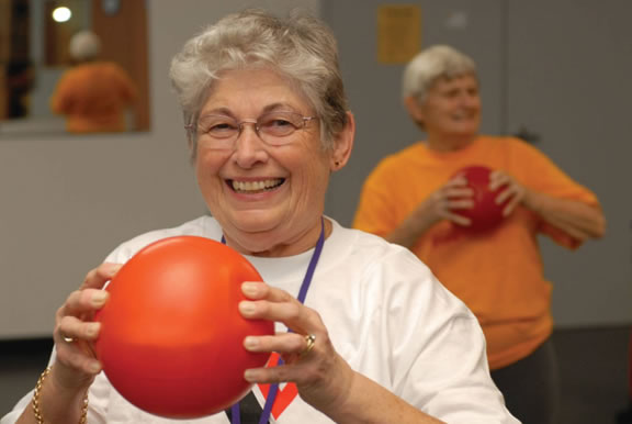 benefits of exercise for the elderly Senior exercise and fitness tips  covers the benefits of exercise for seniors, safe exercises to try, an faq, and charts to track your progress (go4life nih.