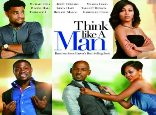 Think like a man dating tips