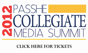 2012 PASSHE Student Media Summit