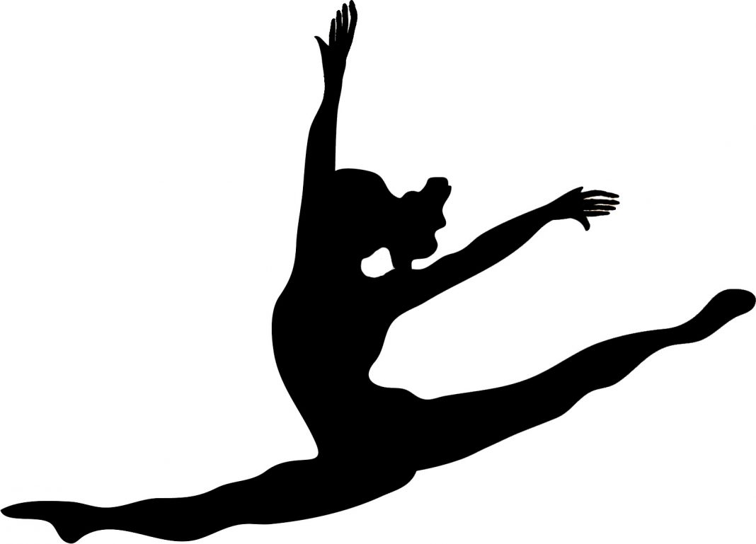 High Kick Dancer Silhouette Images amp Pictures Becuo