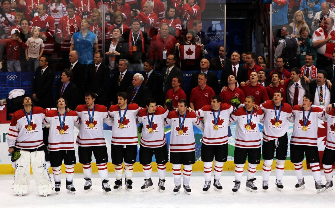 the hockey professional and olympic