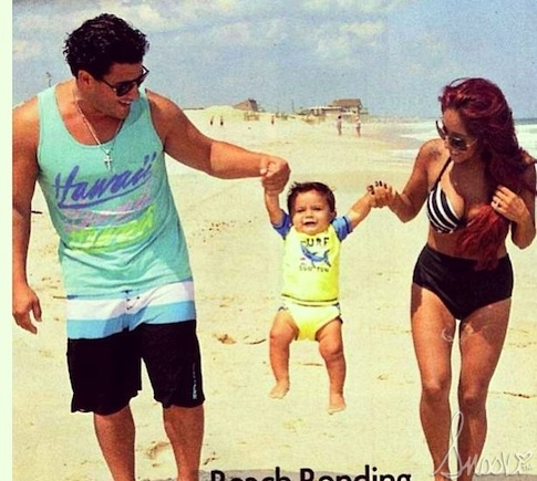 Nicole-Snooki-Polizzi-Family-Time-with-Lorenzo-and-Jionni-LaValle-3-485x435