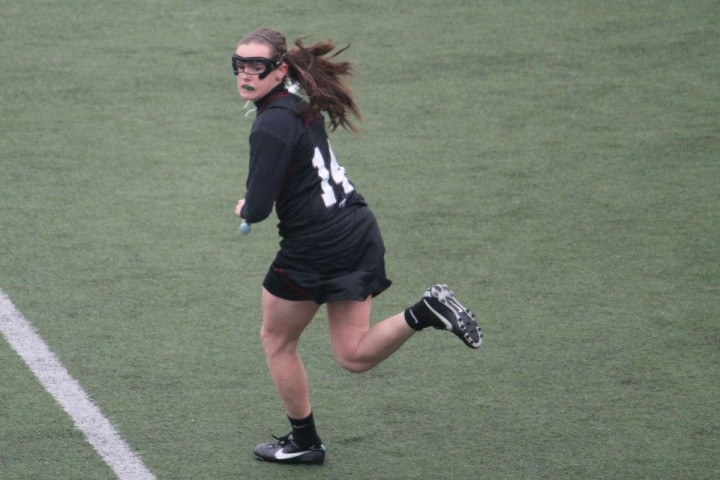 Brigid Kyne, freshman, named PSAC player of the week
