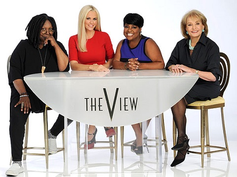 """The cast of """"The View"""" (photo from www.people.com)"""