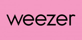 Pink Box with Weezer and Burger Records logo