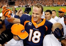 manning breaks record