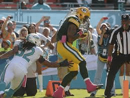 packers dolphins andrew quarless