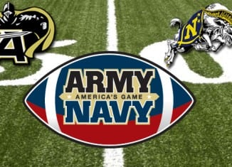 army navy logos and field
