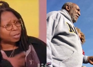 whoopi goldberg and cosby