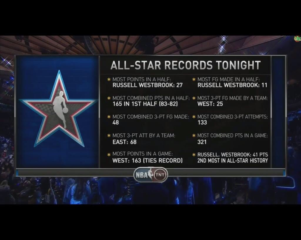 All star records