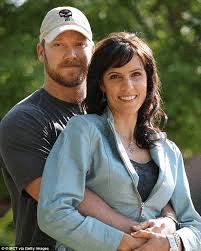 chris kyle and his wife