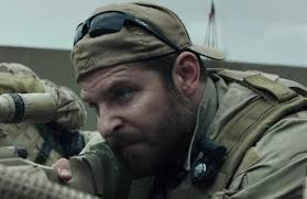 pic of bradley cooper in movie aiming