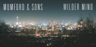 Mumford and Sons 'Wilder Mind' Album Cover