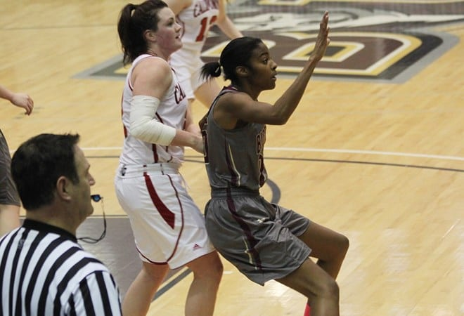 Photo courtesy of Bloomsburg Sports Information