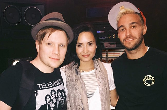 demi and fall out boy