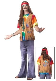 Last minute halloween costumes for everyone bunow bloomsburg a hippie is a totally groovy costume that is easy for any guy or girl to rock for halloween hippie solutioingenieria Images