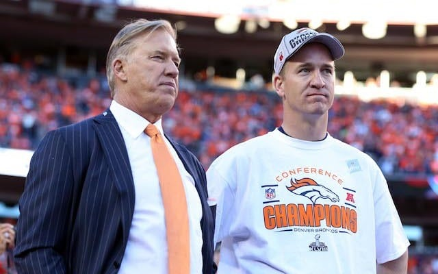 Elway and Manning