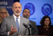 Tom Wolf announces school closures for 10 days
